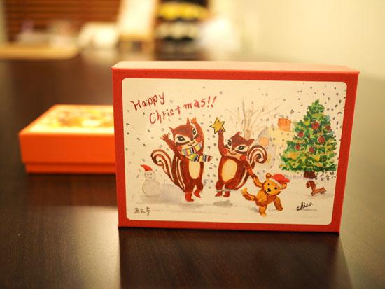 クリスマス・お菓子