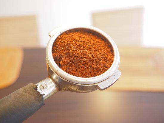 グラインド済みのコーヒー豆