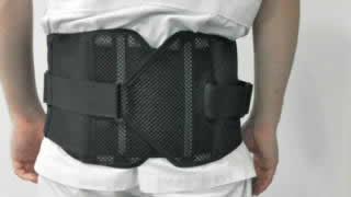 ぎっくり腰用ベルト・腰コルセット