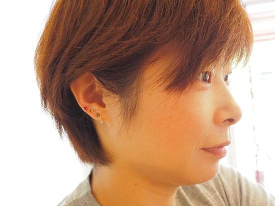 廣田先生の耳つぼジュエリー