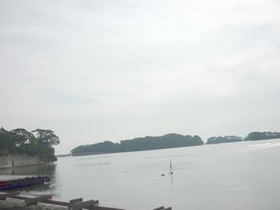 松島湾風景