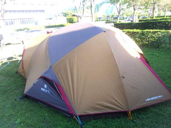 四国遠征キャンプ1