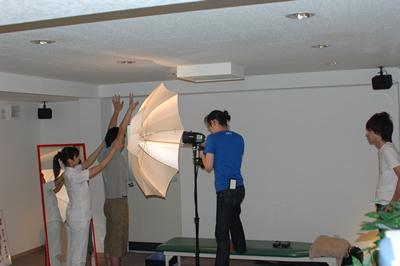 板橋カイロプラクティック整体院・取材風景2